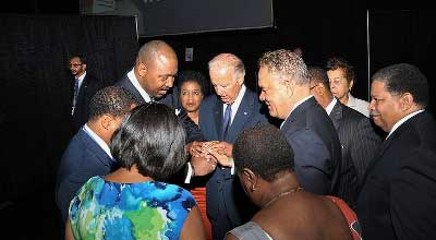 NAACP National Convention Joe Biden