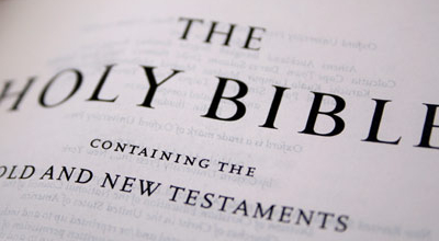 Bible Old and New Testaments