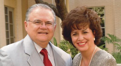 John and Diana Hagee