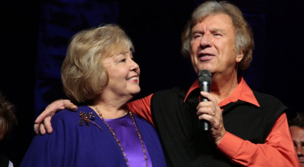 Gloria and Bill Gaither