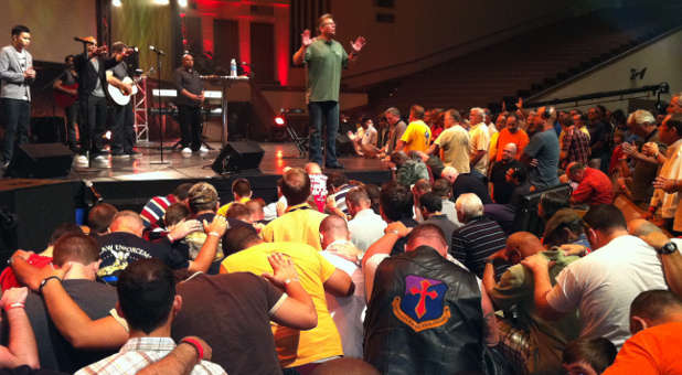 Promise Keepers Orlando 2012