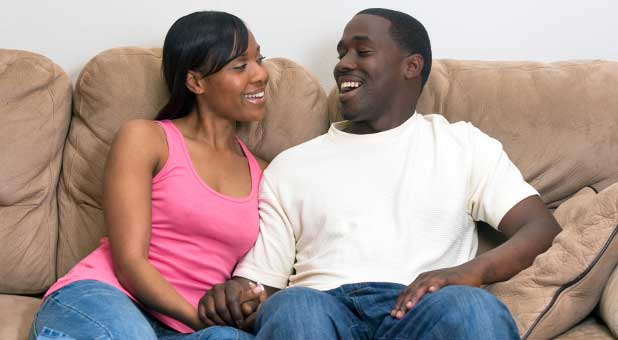 Are you sharing affirmative, appreciative words with your spouse?