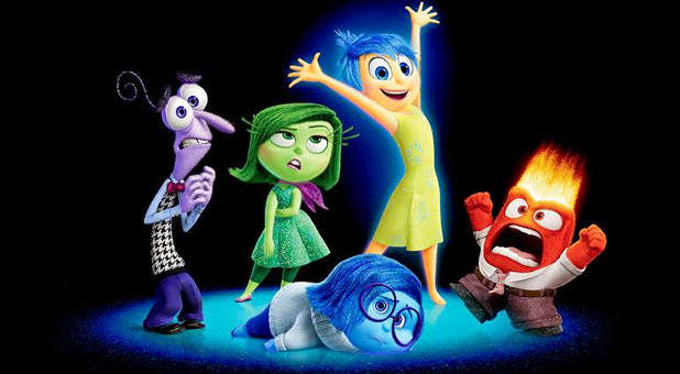 'Inside Out' is Pixar's latest feature.