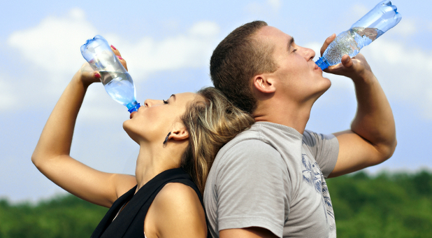 Here is how you can rehydrate yourself spiritually.