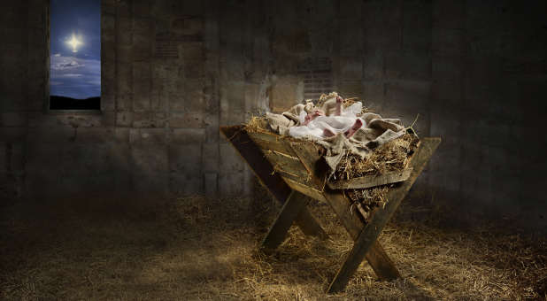 In your hearts, ponder the meaning of the nativity this Christmas season.
