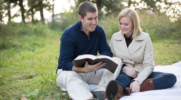 First and foremost, a wife should expect her husband to have a relationship with Jesus.
