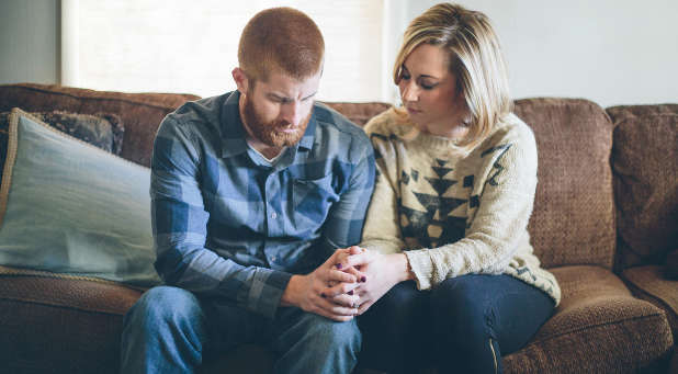 Have you created an atmosphere where your nonbelieving spouse would want to pray with you?