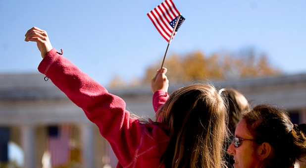 Today is Veteran's Day. Here's how your children can honor our veterans.