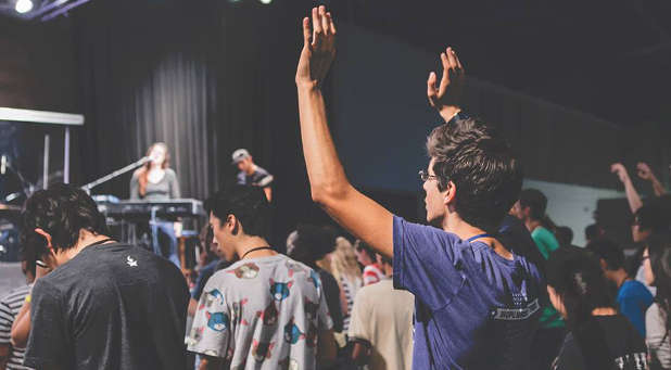 There is more prayer today than ever before for a youth awakening.