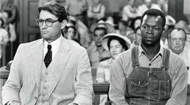 A scene from 'To Kill a Mockingbird'
