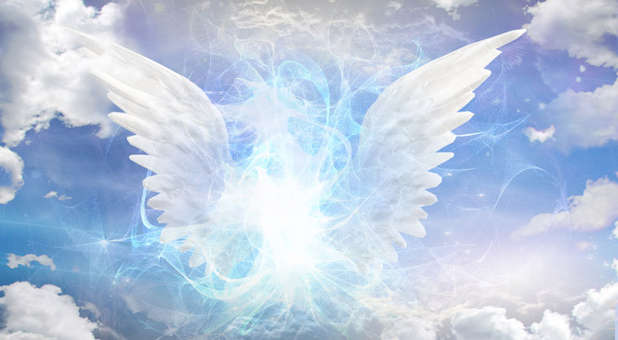God has sent his word through angelic reinforcement to confirm your release.