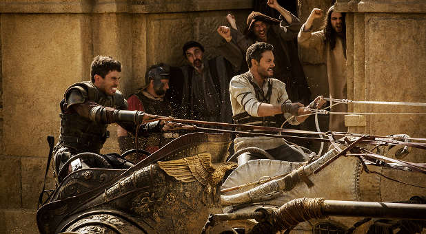 A scene from 'Ben Hur,' which will release in theaters August 19.