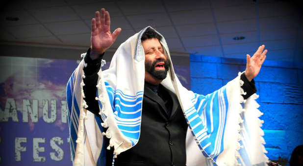 "Jonathan Cahn says the media has identified the Shemitah of 2015 as the ""worst year for the market since 2008."""