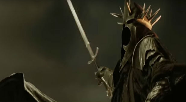 In 'The Lord of the Rings' by J.R.R. Tolkien, the Nazgul were fallen spirits, lords of death in service to the Dark Lord.