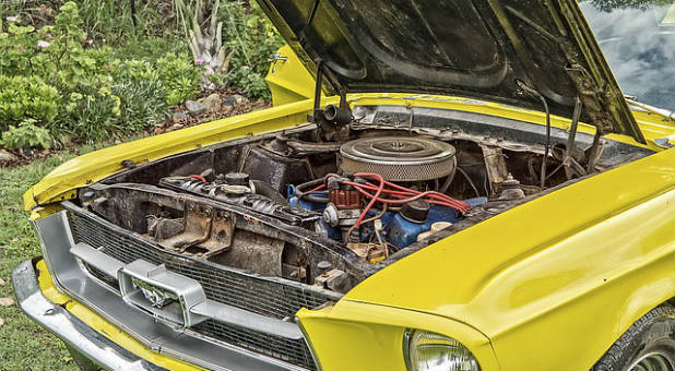 Much like a car's engine that eventually won't run very well without motor oil, trying to do life without the anointing will make us powerless to do everything God created us to do.