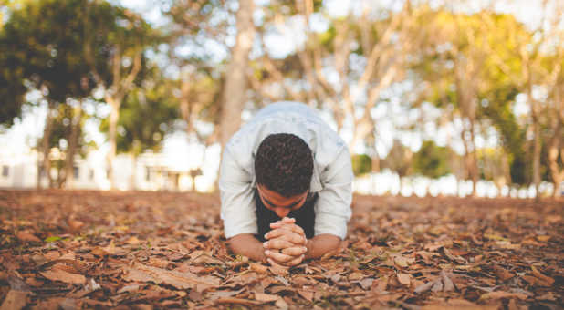 This apostle's prayer can help you when you're under duress.