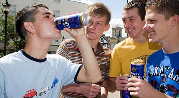 As Christian parents, we can't be naive to the dangerous trend of increasing alcohol consumption among teenagers.