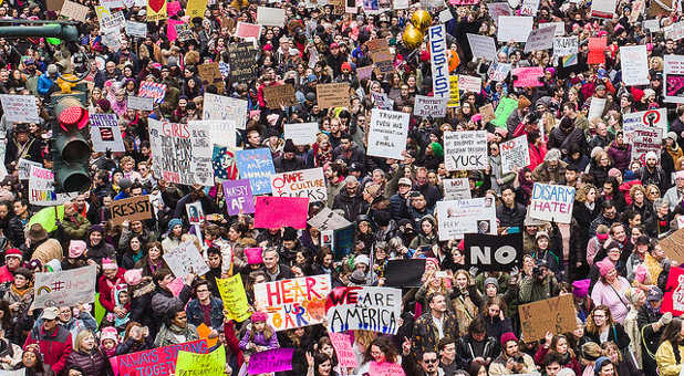 Millions of women protested the day after the inauguration of President Donald Trump. This is why I didn't join the cause.