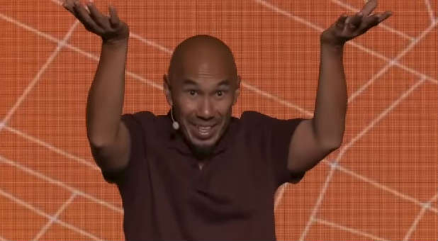 Francis Chan: Why Just Reading the Bible Is Better Than Any