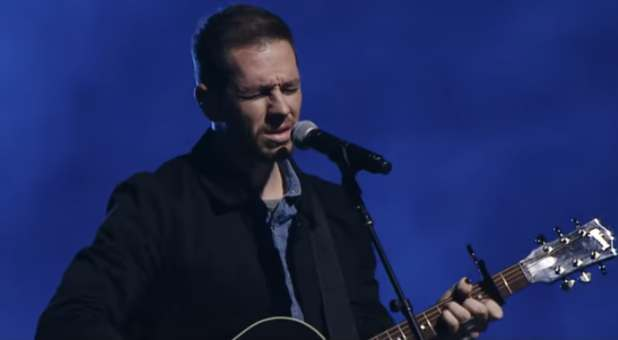 "Former Hillsong worship artist Marty Sampson, who says he is ""losing his faith."""