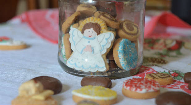 "Are you ""cookie jarring"" Jesus?"