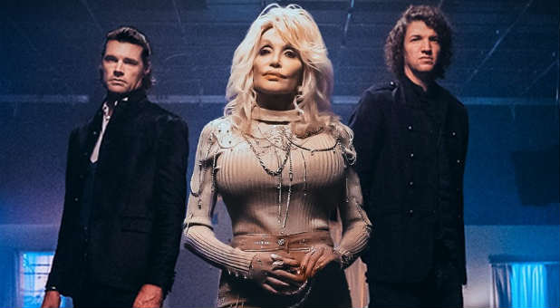 for KING & COUNTRY with guest artist Dolly Parton
