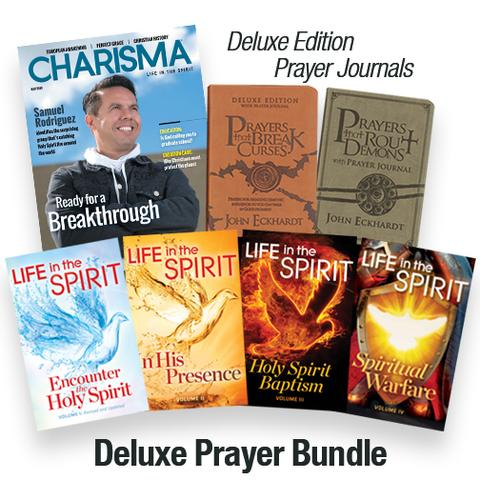 Eckhardt Deluxe Prayer Bundle large