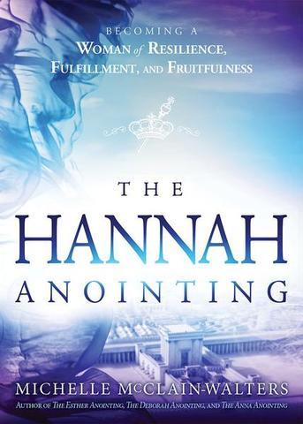 Hannah Anointing large