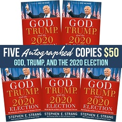 GodTrumpandthe2020Election x5 book bundle