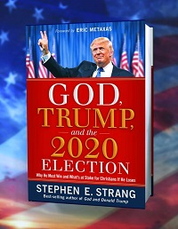 God Trump and the 2020 Election 3D book